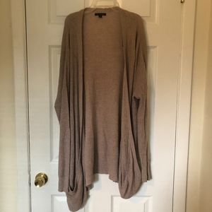 American Eagle Outfitters Tan Cardigan Size XL